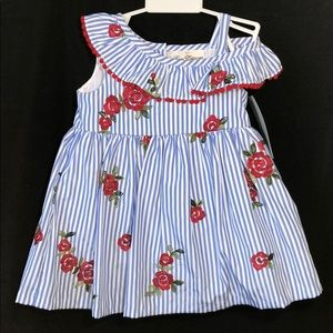 Rare additions NWT 12 months dress
